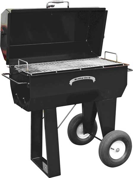 Best Backyard Smoker : Home > BBQ Smokers  Pits > PR36 Backyard BBQ Smoker