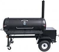 TS120P Push-Around BBQ Smoker