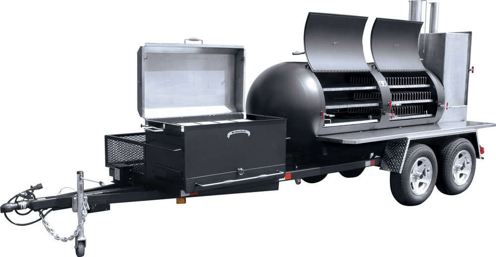 TS500 Barbeque Smoker | BBQ Smokers From Meadow Creek