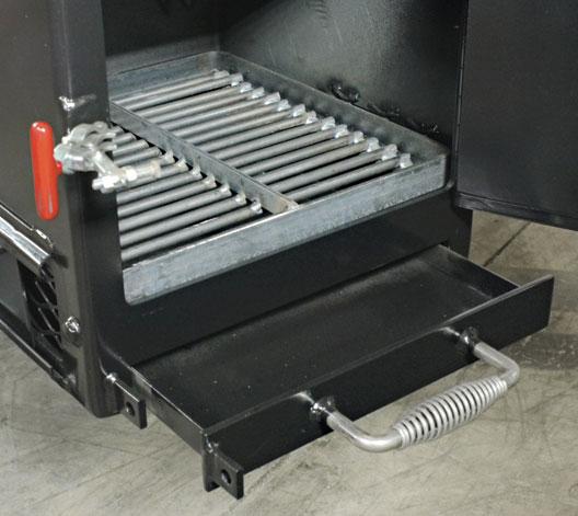 Jambo Pits Backyard Model : Smoker+Firebox+Jambo Home > BBQ Smokers  Pits > TS70P Barbecue Smoker