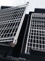 Chicken Cooker Flipping Grates Lock
