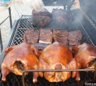 Chickens, Ribs, and Butts on the PR42 Pig Roaster