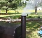 SQ36 BBQ Smoker