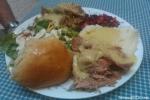 Smoked Turkey Plate