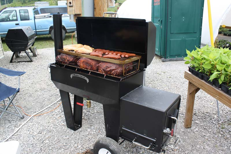 Advantages Of A Grill Smoker Combo