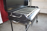BBQ60G Flat-Top Barbecue Grill