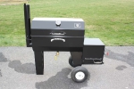 SQ36 Barbecue Smoker
