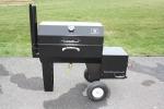 SQ36 Barbecue Smoker