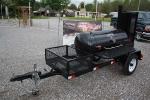 TS120 BBQ Tank Smoker