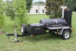 TS120 Smoker Decked Out