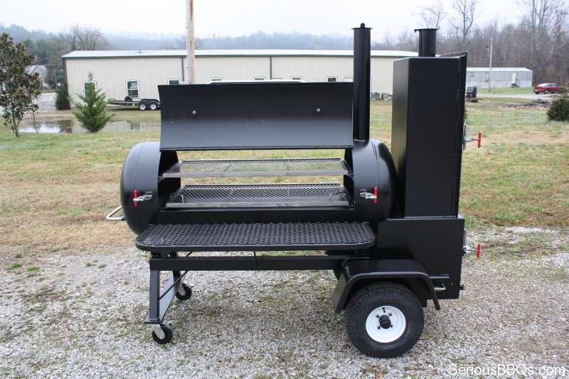 TS120P Bbq Smoker 02