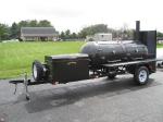 TS500 BBQ Tank Smoker