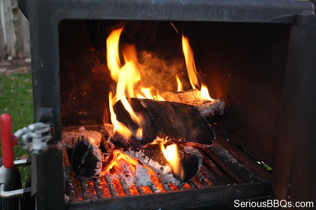 Meadow Creek SQ36 Firebox