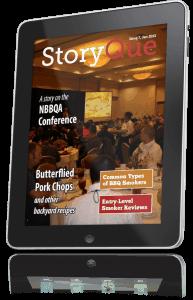 StoryQue Magazine