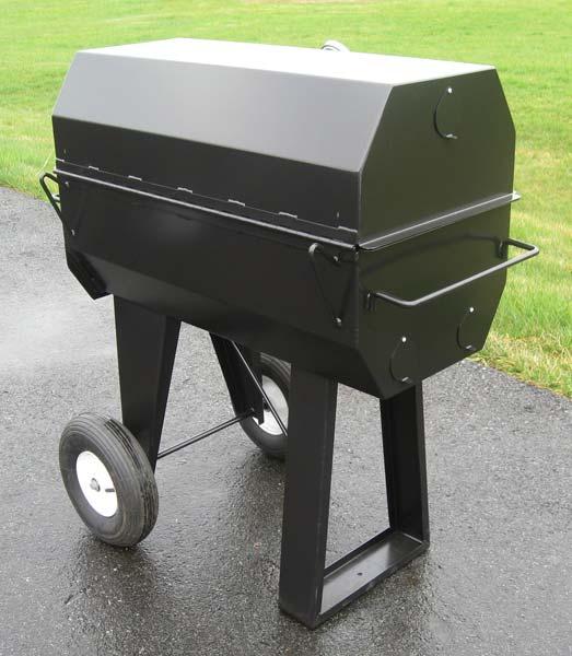 Genial PR36 Backyard BBQ Smoker