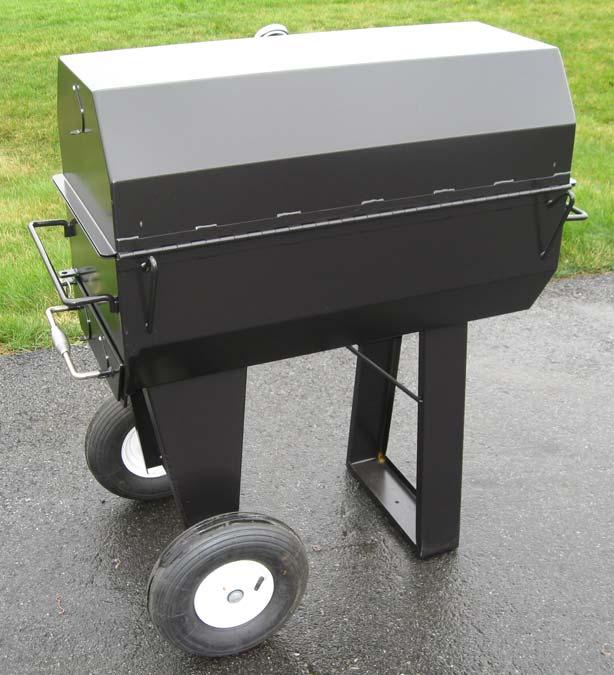 Beau PR36 Backyard BBQ Smoker