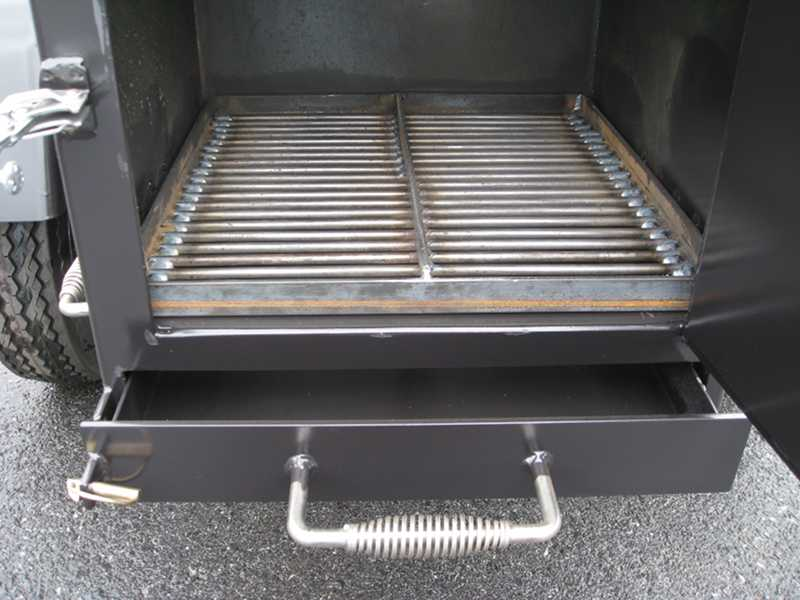 Ts120p Bbq Smoker Photos Page 2 Meadow Creek Bbq Cookers