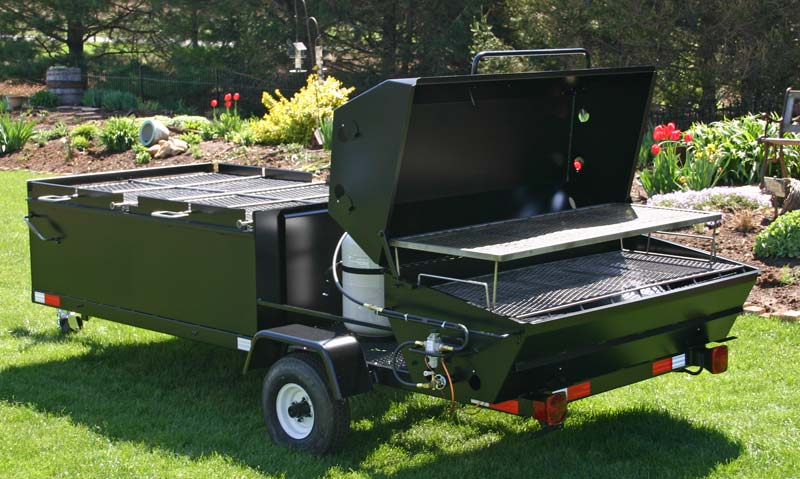 Used Barbecue Trailers For Sale Autos Post
